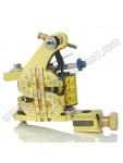 Money Tattoo Machine (Gold)