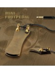 Brass Mini Foot Pedal